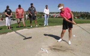 Clínica de Juego Corto. Serra Golf Academy, donde el golf es pasión.