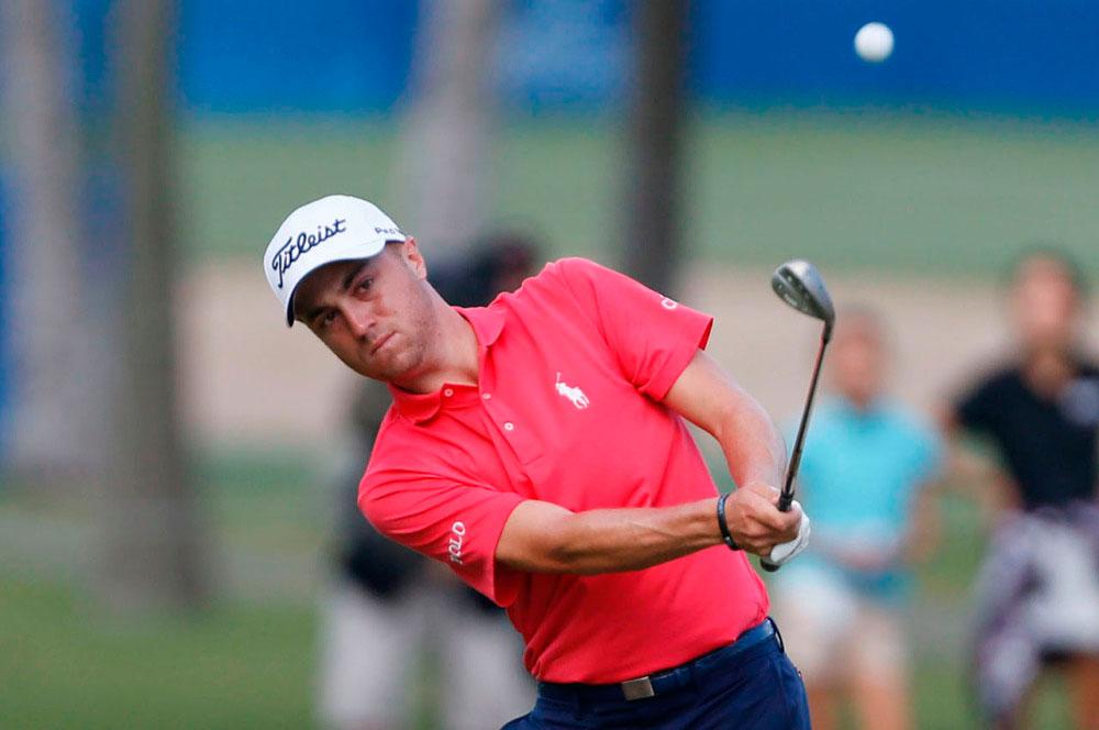 Justin Thomas. Approach. Serra Golf Academy, donde el golf es pasión.
