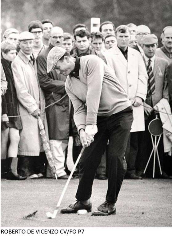 Roberto De Vicenzo. Serra Golf Academy, dónde el golf es pasión.