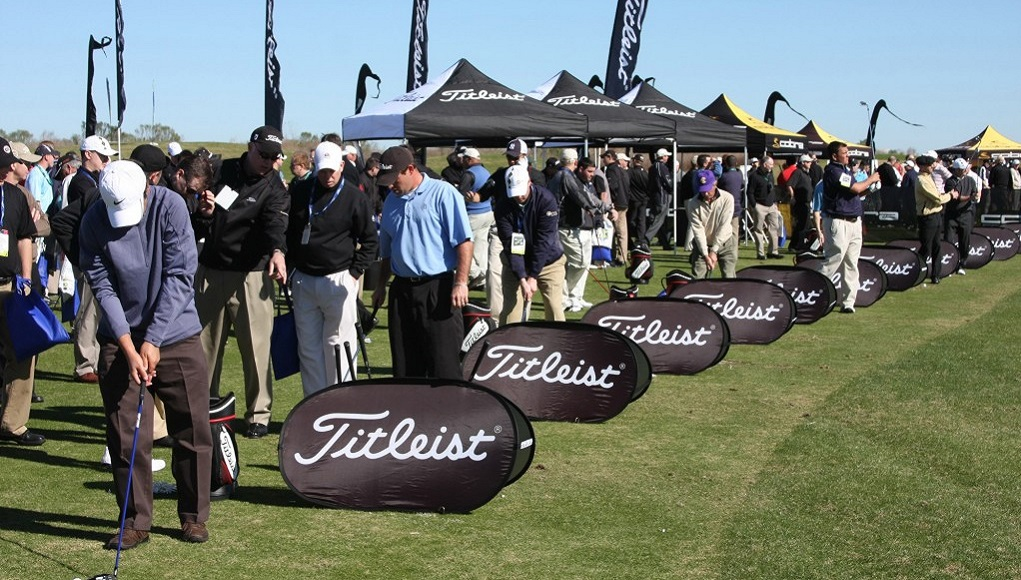 Titleist Demo Day. Serra Golf Academy.